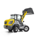 All Wheel Steer Loaders - 5055e