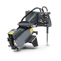 Attachment tools for Wheel Loaders - Stump grinder
