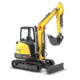Tracked Conventional Tail Excavators - ET35