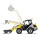 Telescopic wheel loaders - 5085T