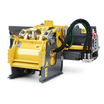 Attachment tools for Telehandlers - Asphalt planer