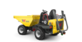 DW30 Wheel Dumper with ROPS down