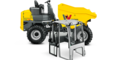 wheel dumper DW100